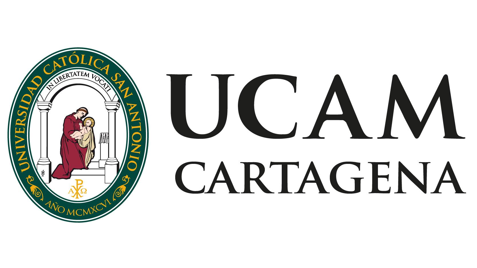 Logo UCAM cuadrado color