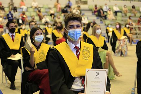 Graduación Medicina UCAM 21