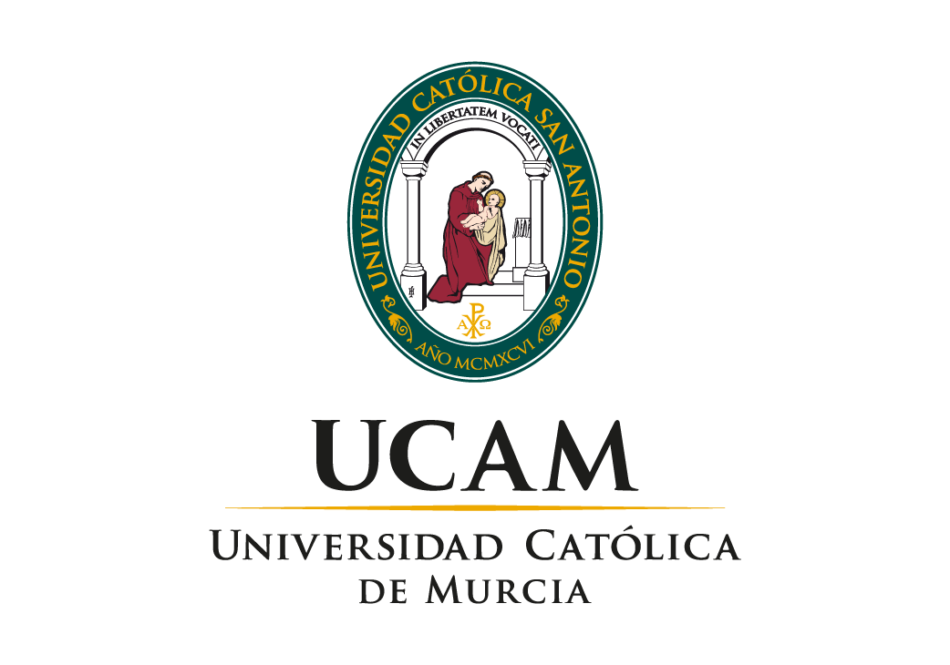 Logo UCAM vertical color