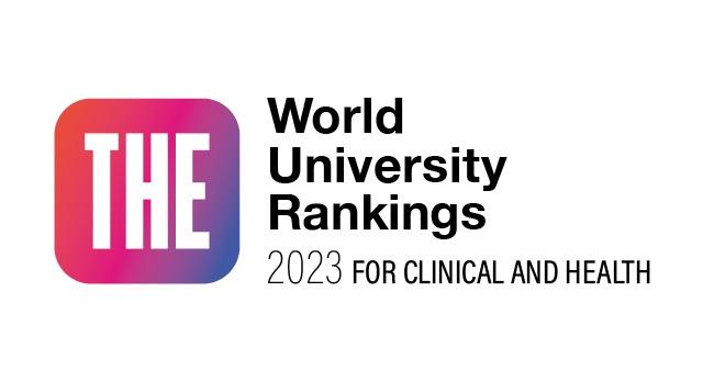 Logo THE University Teaching Rankings Clinical
