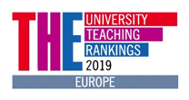 Logo THE University Teaching Rankings