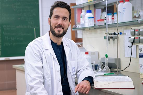 Raúl Martínez UCAM Medicina
