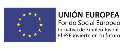 logo de la unión europea - fondo Social Europeo